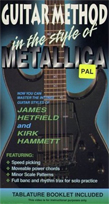 Guitar Method: In The Style Of Metallica