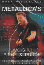 Metallica - Live Shit: Binge and Purge