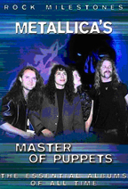 Metallica's Master of Puttets