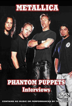 Phantom Puppets Interviews