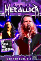 Metallica - Up Close and Persona